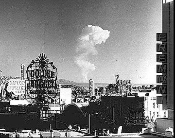Las Vegas in the 1960's