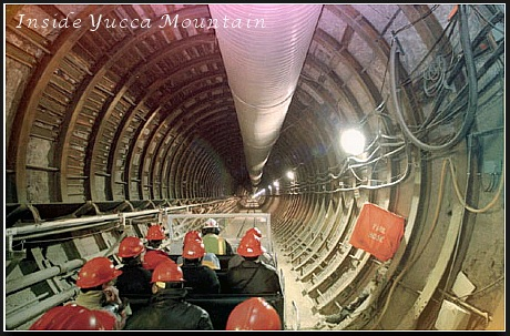 yucca mountain essay Yucca mountain sits on federal land in nevada, not far from death valley, in a remote stretch of desert, 90 miles northwest of las vegas the nearest commercial establishment is a brothel 15 miles away.