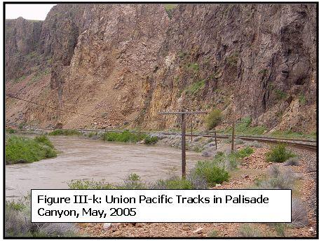 Eureka County Yucca Mountain Existing Transportation